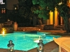 Poikilma Villas - Petra - Swimming Pool Night