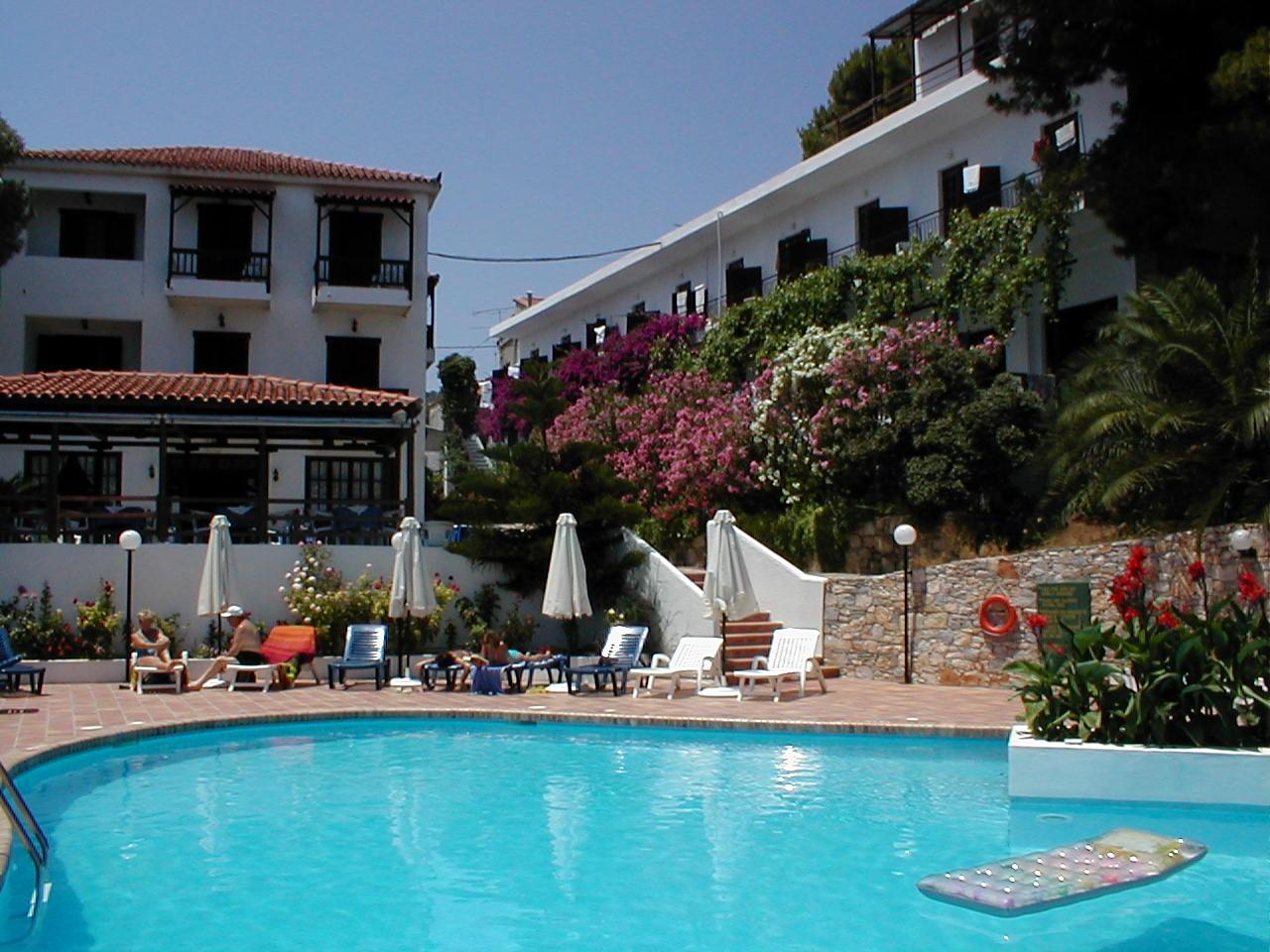 Paradise Hotel in Alonissos