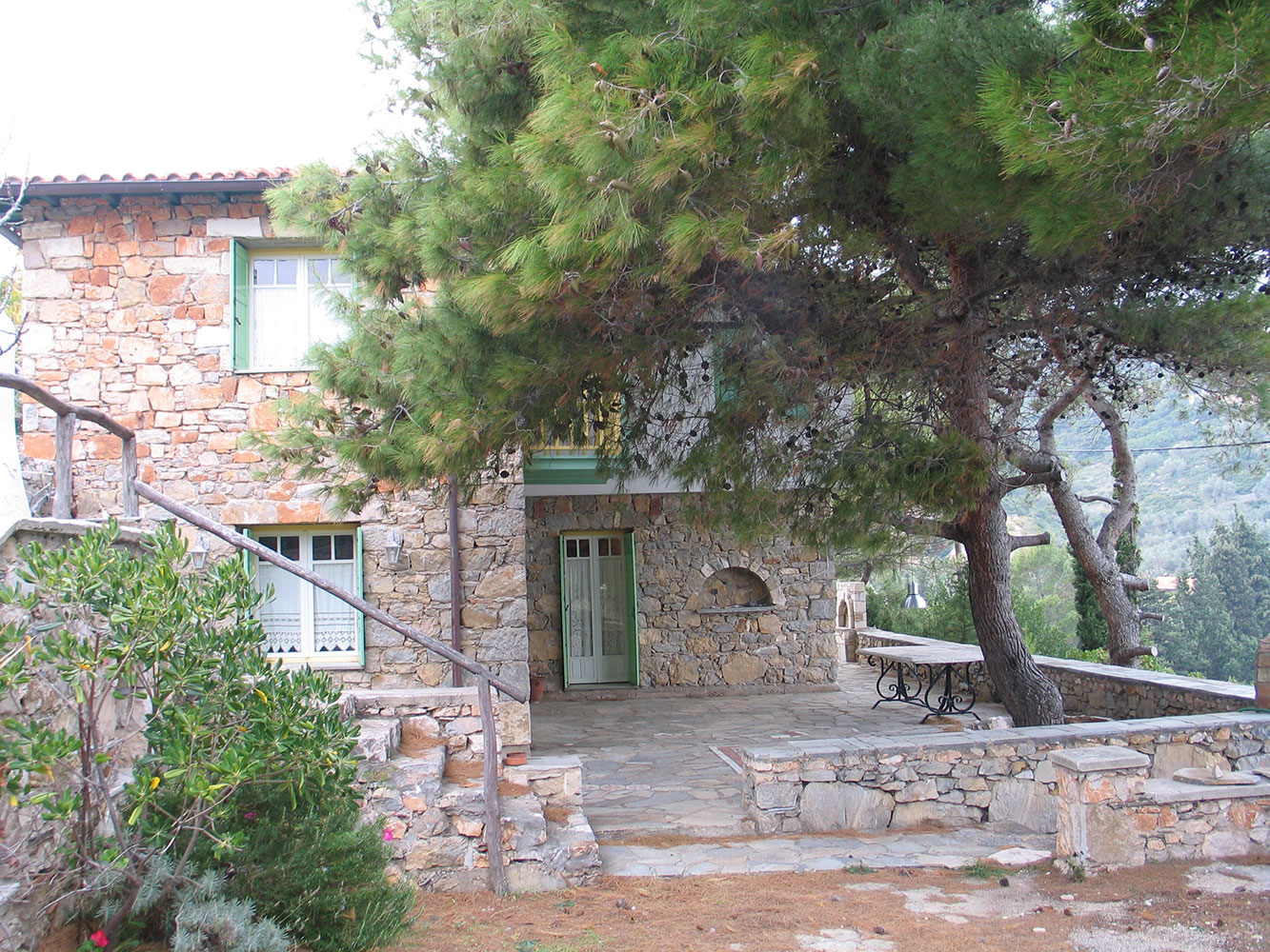 Villa Vala on Alonissos