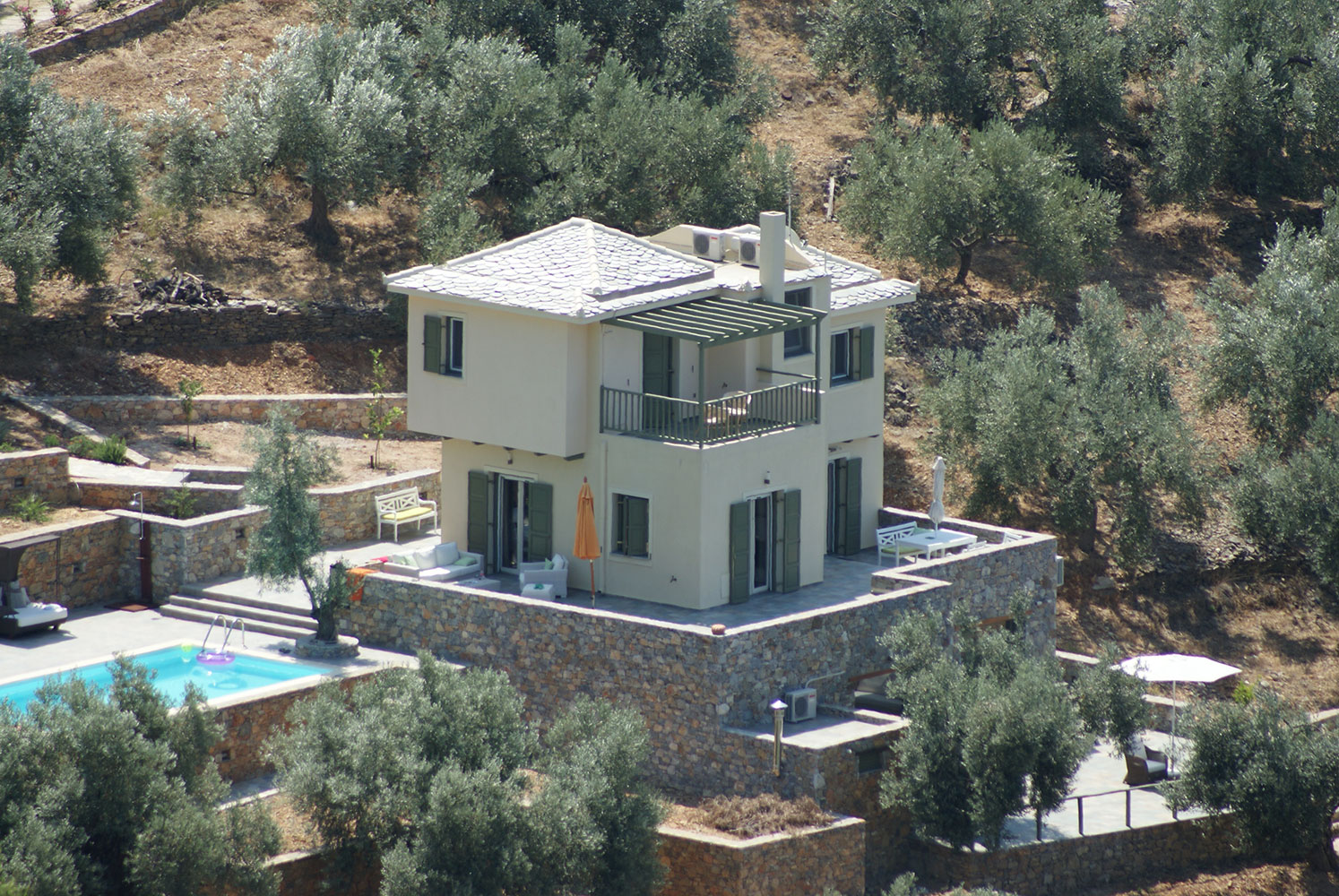 Villa Ammos on Alonissos