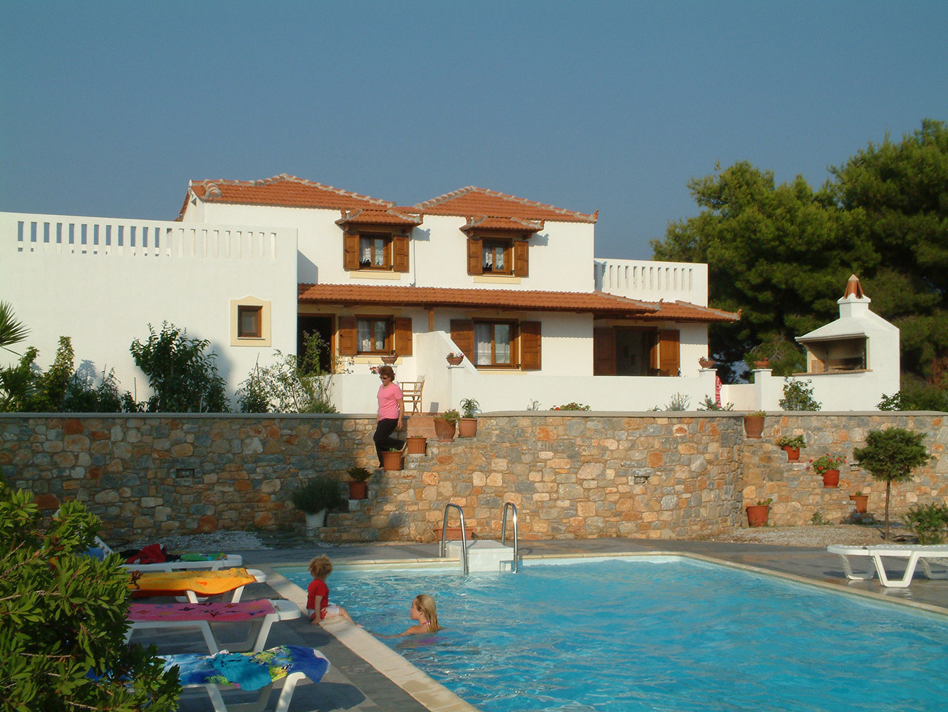 Camelia Villas on Alonissos