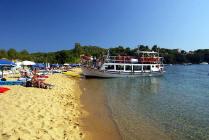 Kolios Beach on Skiathos