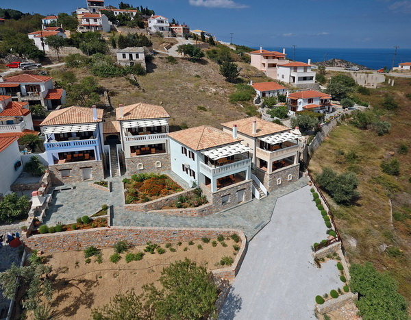 Old Village Villas on Alonissos