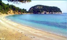 Stafylos Beach on Skopelos