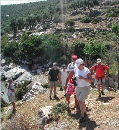Hiking and Walking on Alonissos