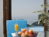 Poikilma Villas - Ouranos - View From Sitting Room