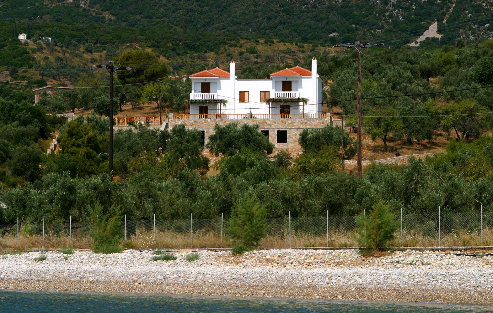 Peristera View on Alonissos
