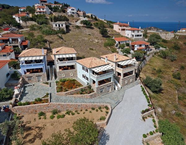 Old Village Villas on Alonissos