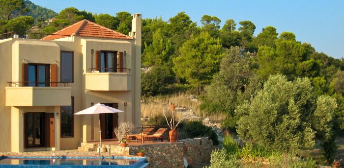 Poikilma Villas on Alonissos