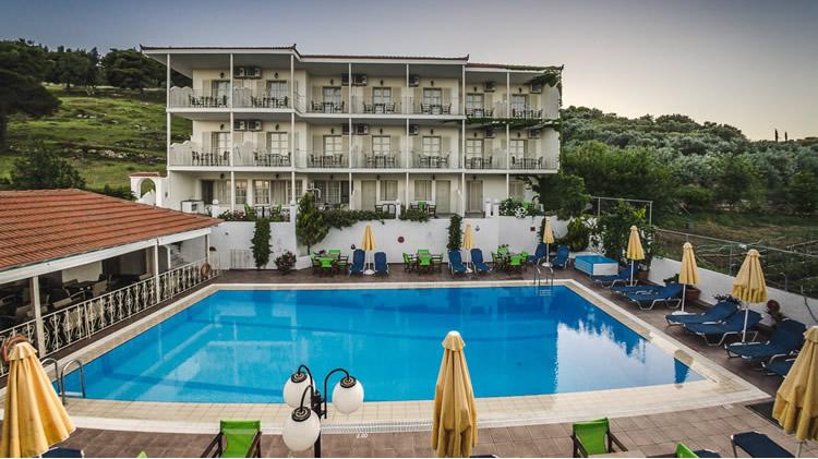 Nereides Hotel Apartments