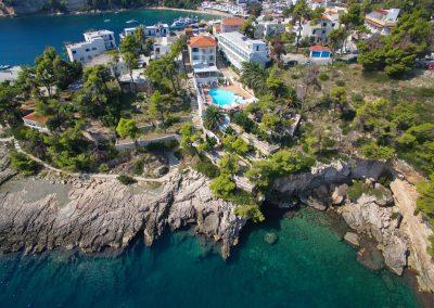 paradise hotel, alonissos, hotels, alonnisos